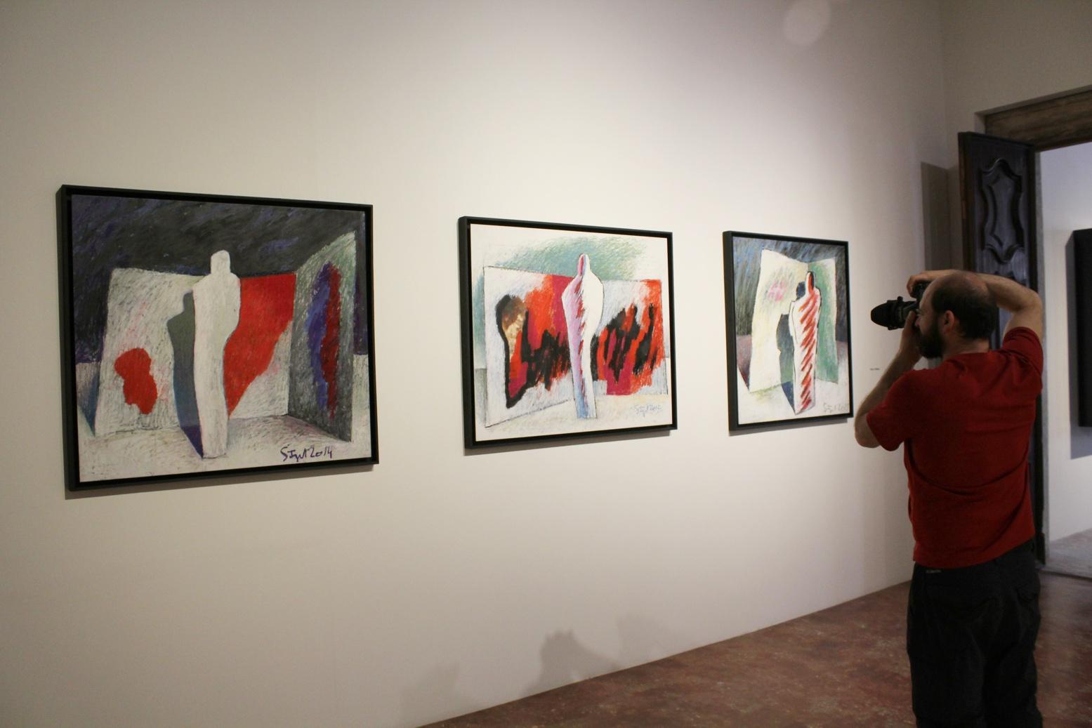Karl Stengel Palazzo Mora Venice Biennale