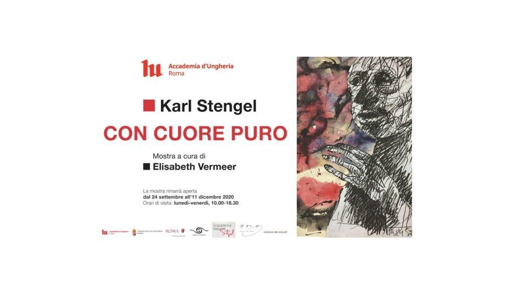 Karl Stengel Con cuore puro