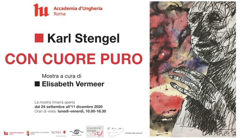 Karl Stengel - Con cuore puro