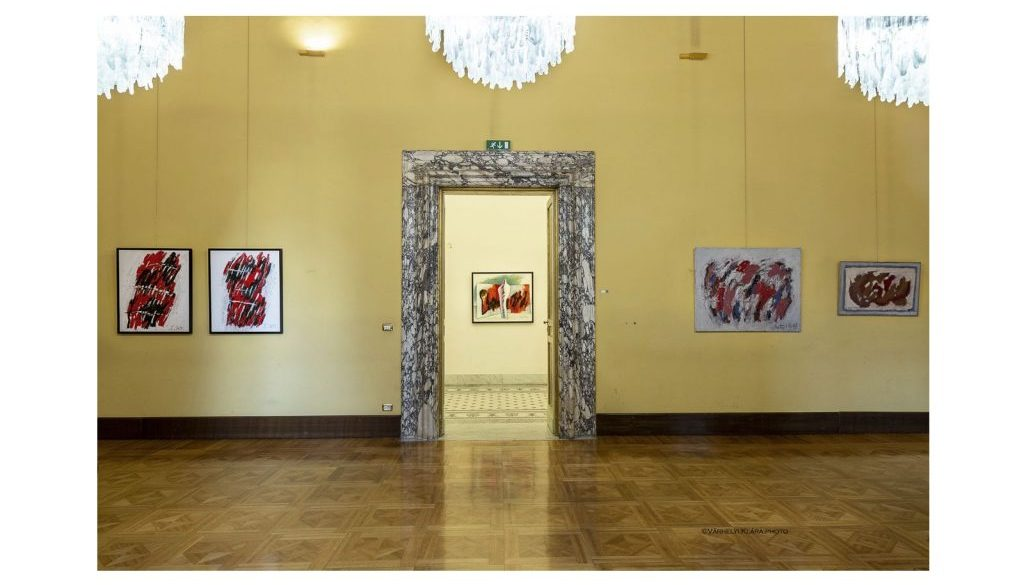 Karl-Stengel.-Con-cuore-puro.-Exhibition-view-at-Accademia-dUngheria-Roma-2020.-Photo-Klára-Várhelyi-_1_