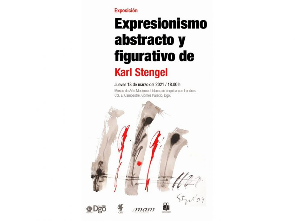 Karl Stengel in mostra a Gómez Palacio